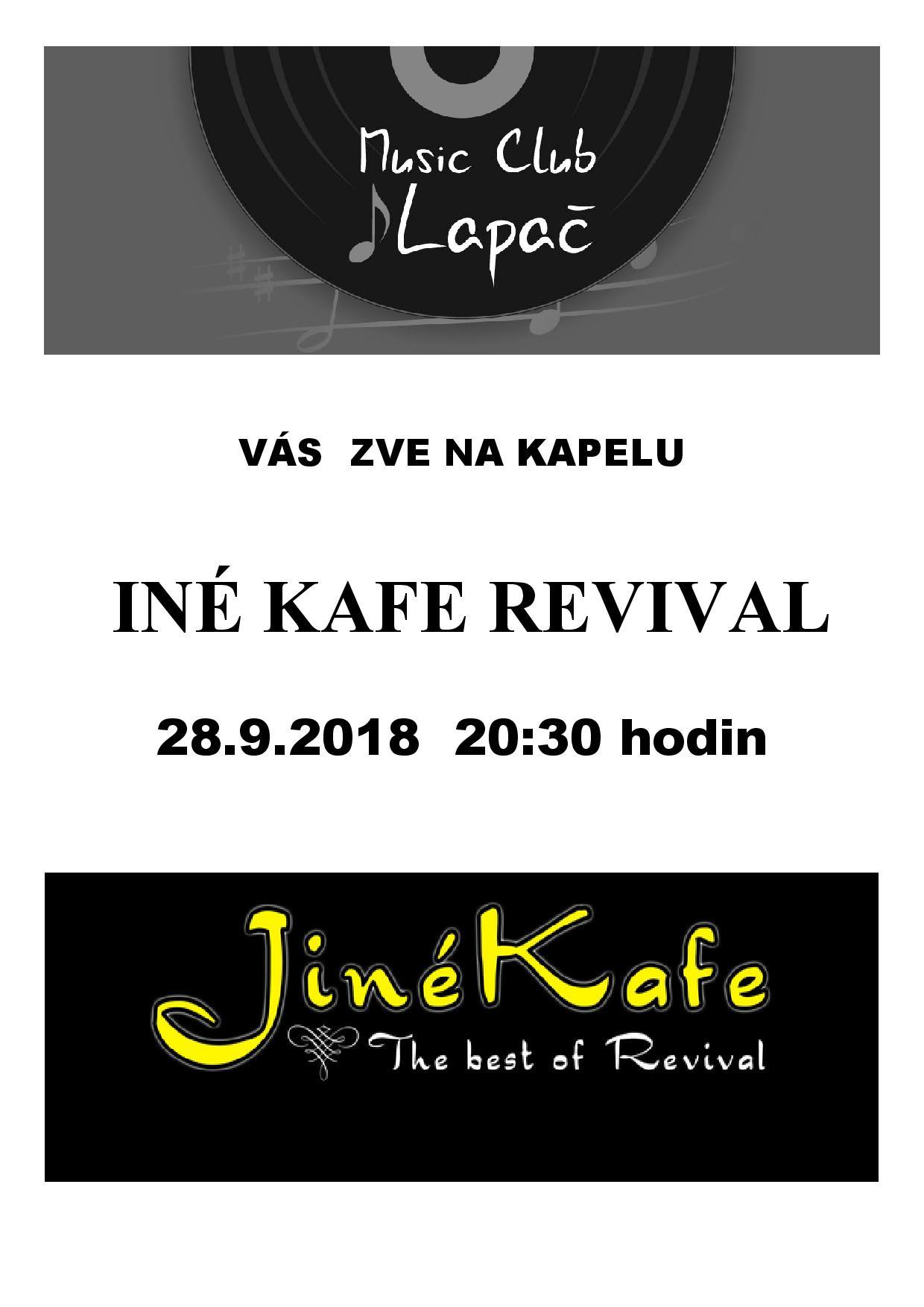Jiné Kafe